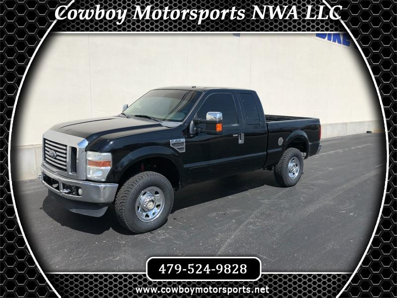 2009 Ford F-250 SD SUPER DUTY