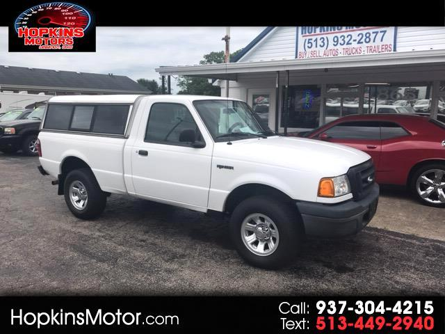 2005 Ford Ranger XLT Long Bed 4WD