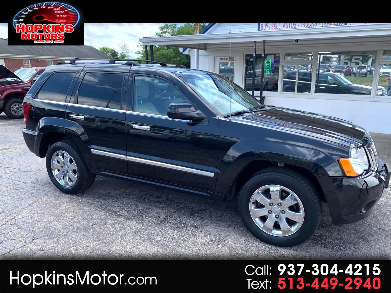 2009 Jeep Grand Cherokee 4WD 4dr Overland *Ltd Avail*
