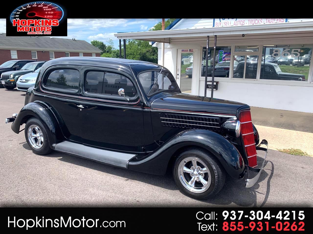 Ford Humpback  1935