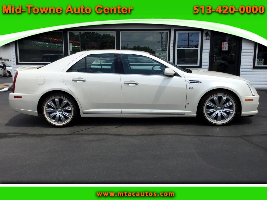 2008 Cadillac STS V6 Luxury