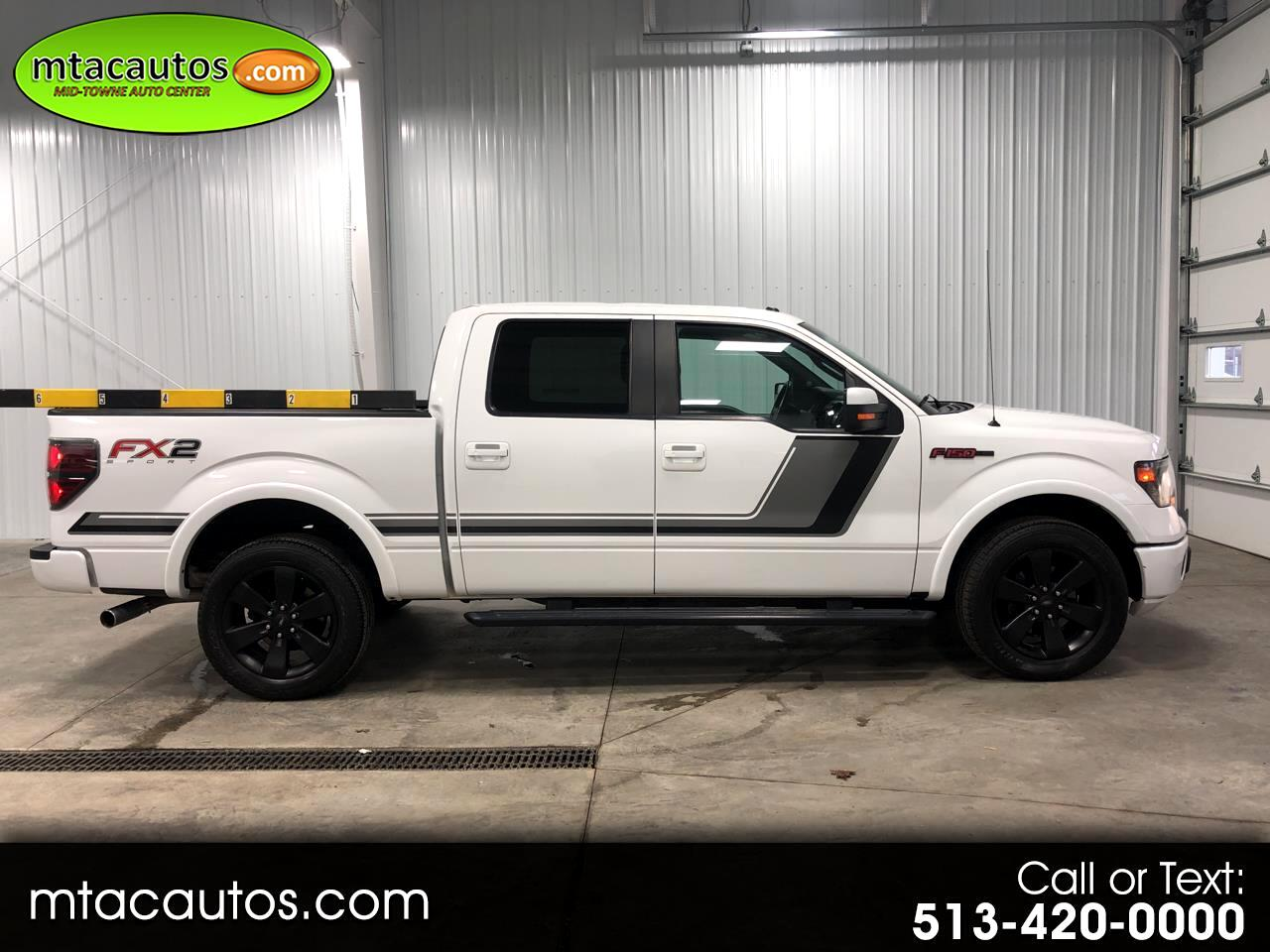 2014 Ford F-150 FX2 SuperCrew 2WD