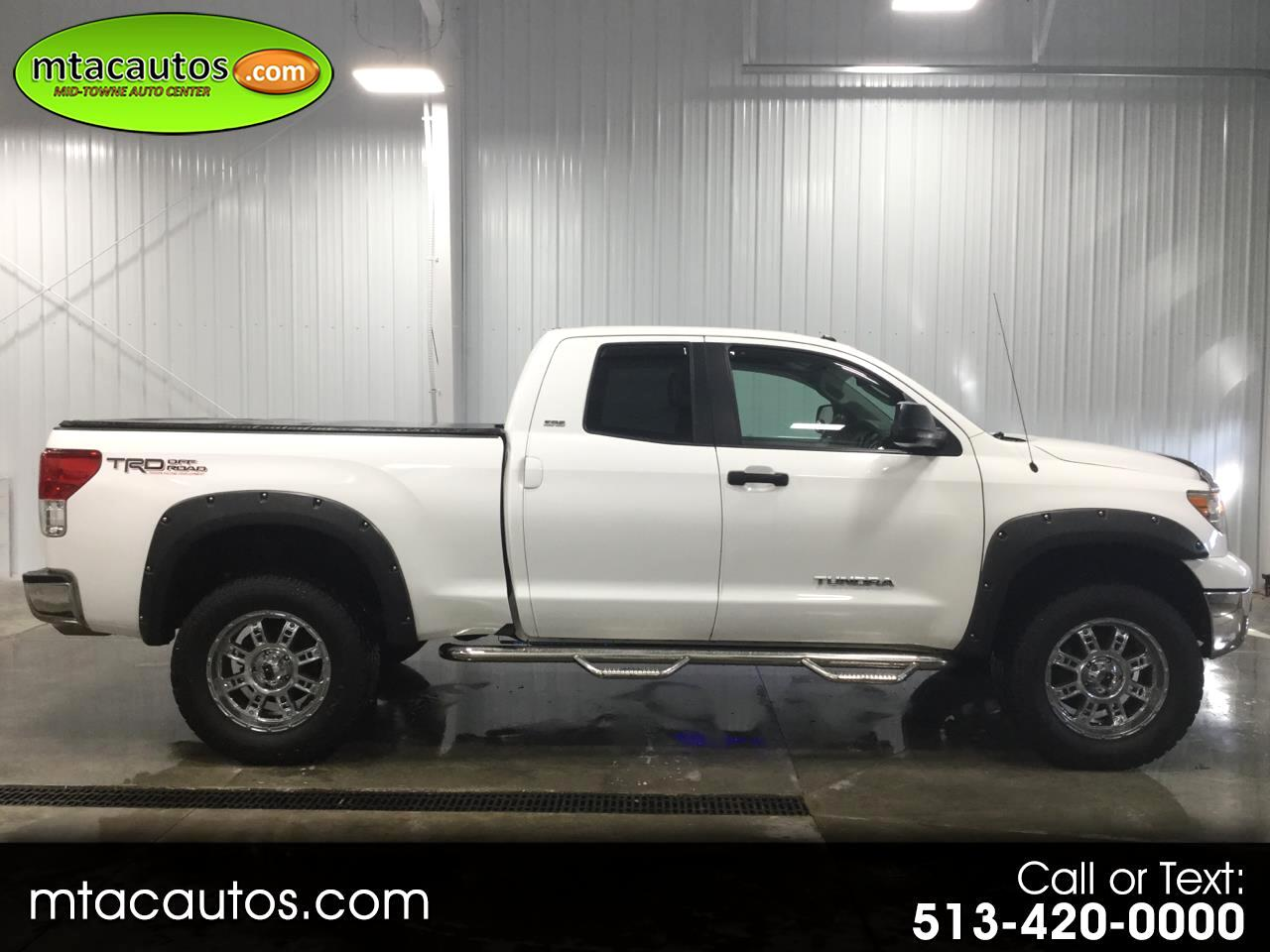 2013 Toyota Tundra Double Cab TRD 4WD