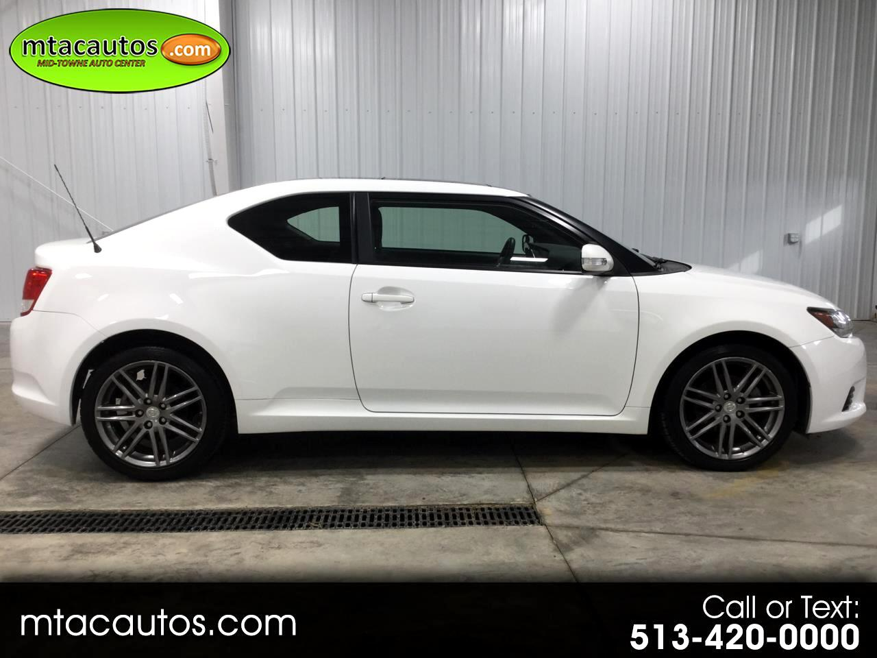 2012 Scion tC 2dr HB Auto Monogram (Natl)