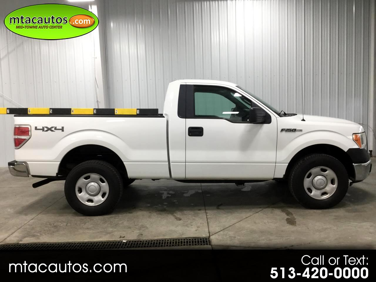 2009 Ford F-150 XL 6.5-ft. Bed 4WD