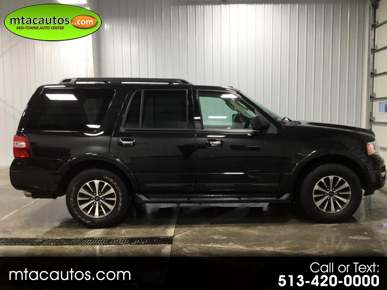 2015 Ford Expedition XLT 4WD