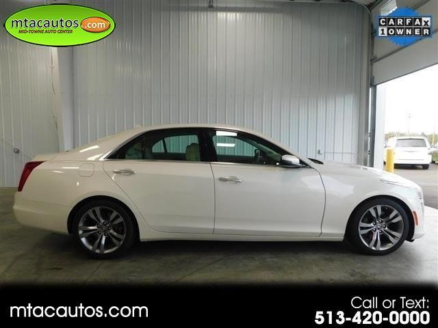 2014 Cadillac CTS 3.6L Twin Turbo Vsport