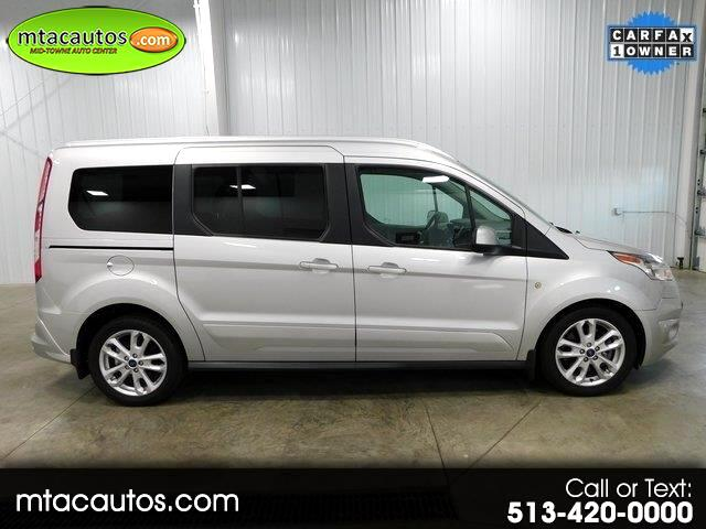 2016 Ford Transit Connect Titanium