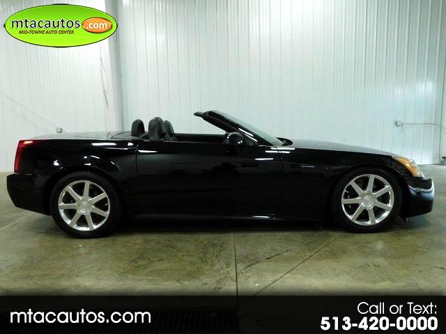 2006 Cadillac XLR Star Black Limited