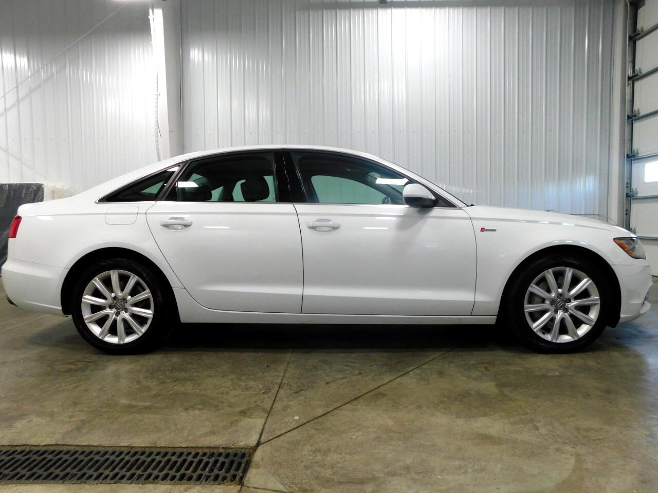 Audi A6 3.0T quattro Tiptronic 2014