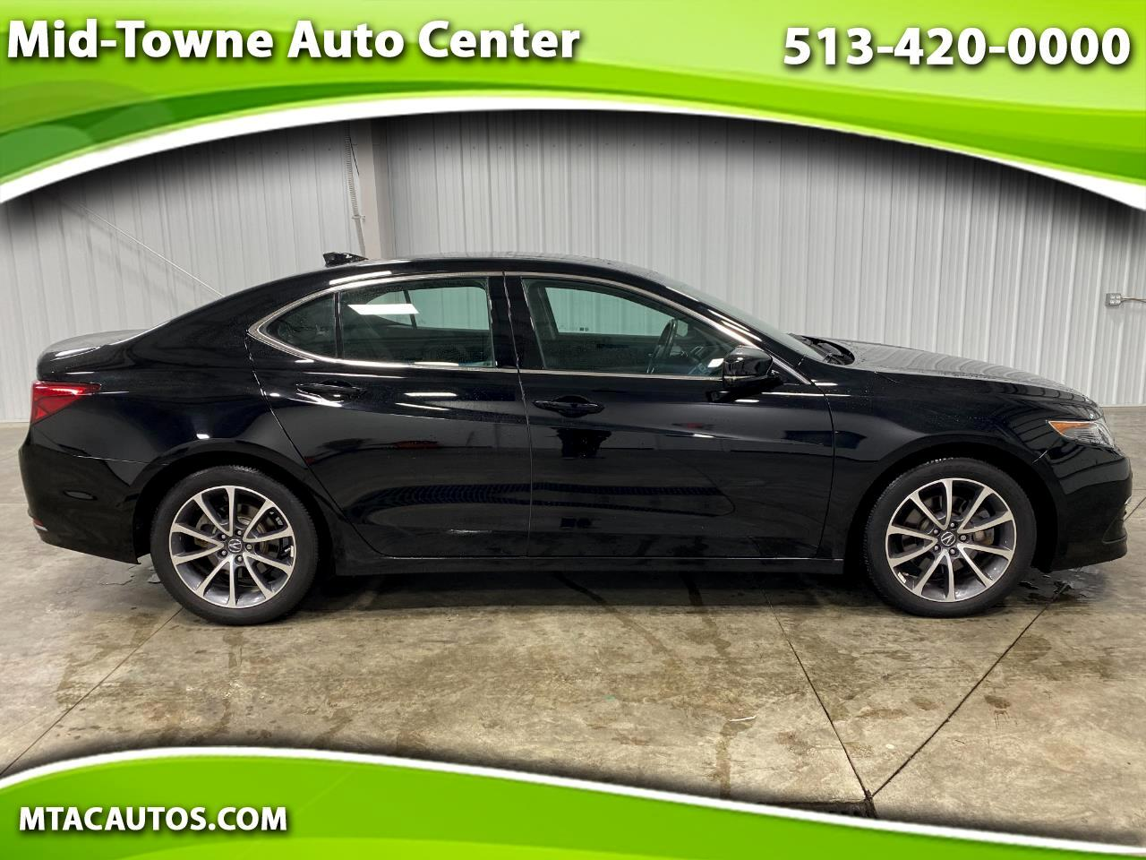 Acura TLX SH-AWD V6 w/Advance Pkg 2017