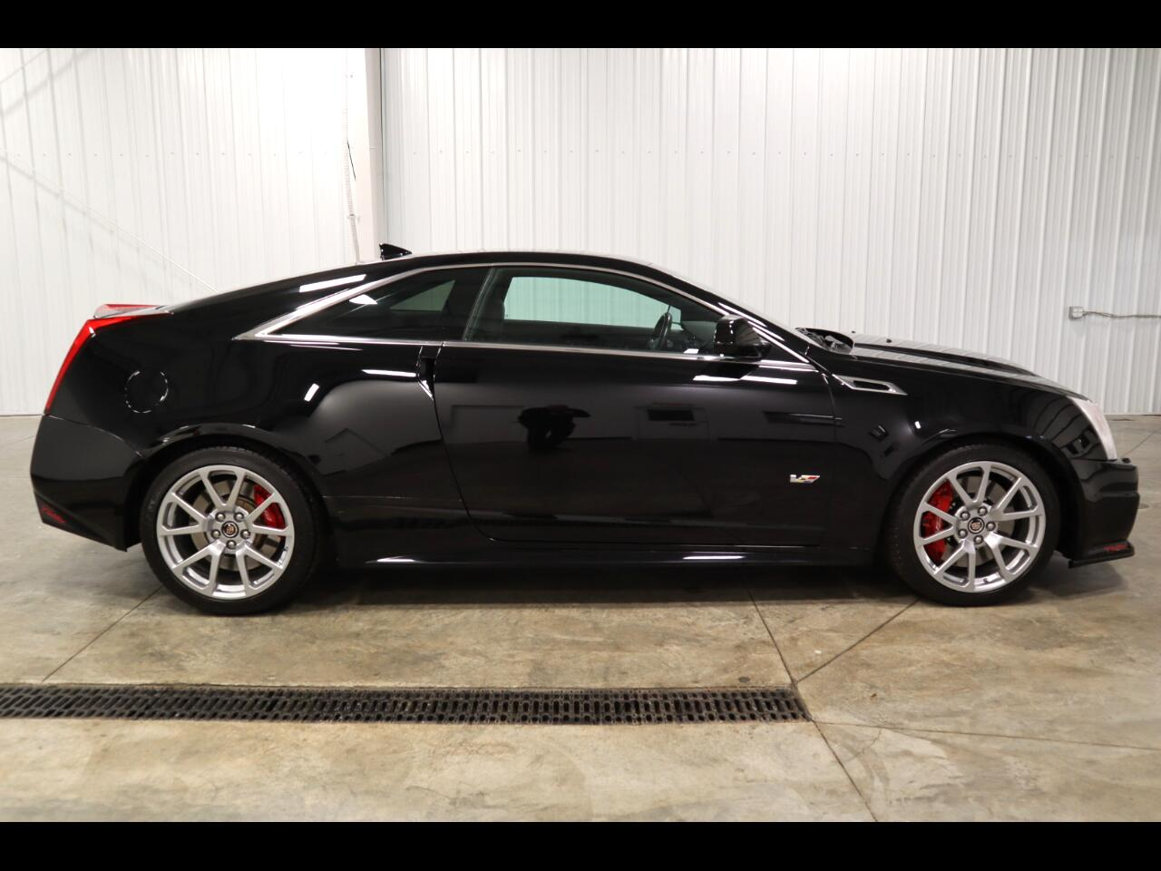 Cadillac CTS-V Coupe 2dr Cpe 2014