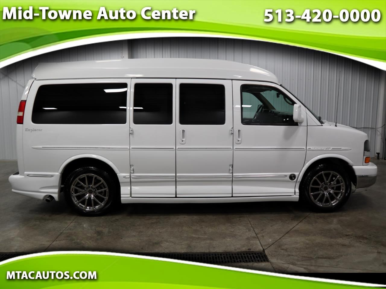 "Chevrolet Express Cargo Van RWD 1500 135"" Upfitter *Ltd Avail* 2014"