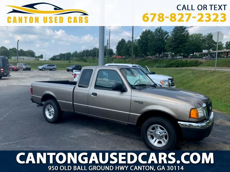 2005 Ford Ranger Edge SuperCab 4-Door 2WD