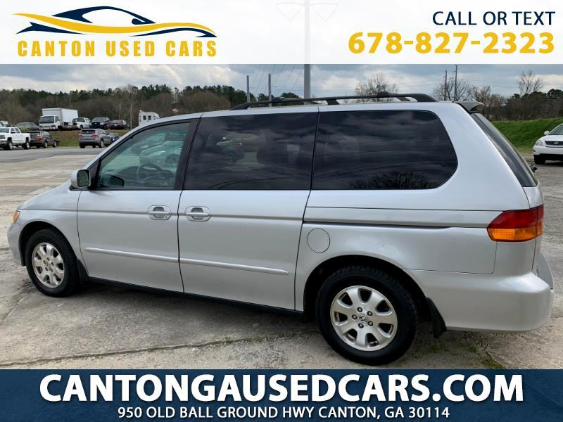 Honda Odyssey EX w/ Leather and Navigation 2004