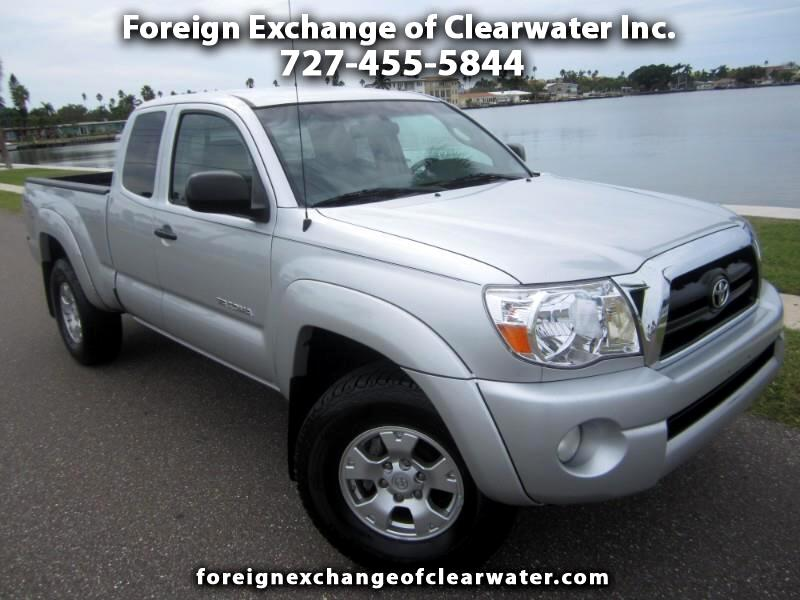 2008 Toyota Tacoma PreRunner Access Cab TRD Off Road