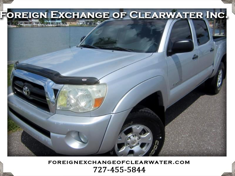 2007 Toyota Tacoma 2WD Double Cab V6 AT TRD Off Road (Natl)