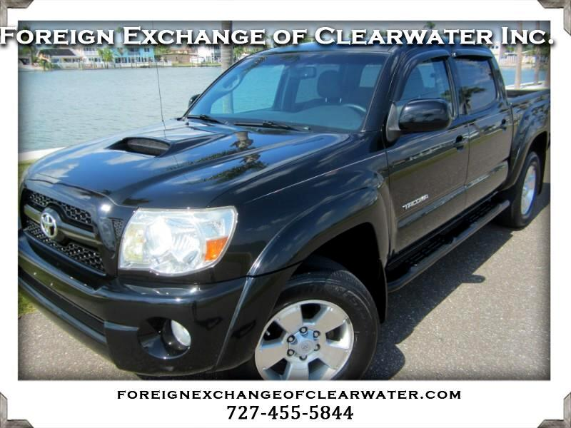 2011 Toyota Tacoma Double Cab V6 4WD TRD Sport