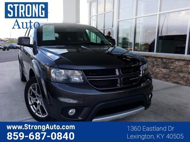 2016 Dodge Journey AWD 4DR R/T
