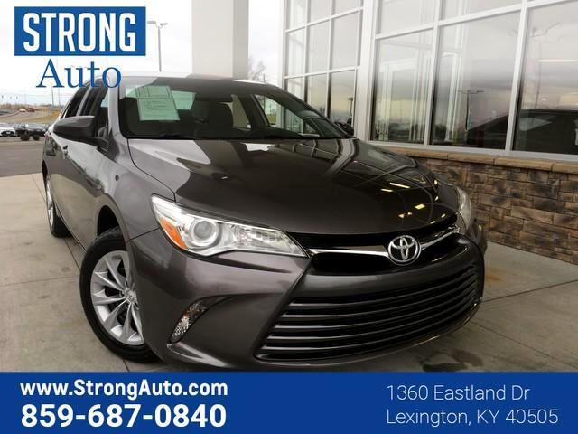2017 Toyota Camry LE AUTOMATIC (GS)