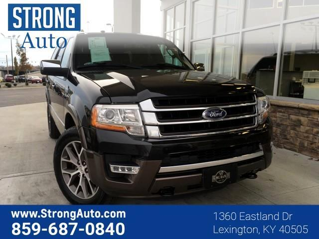 2015 Ford Expedition 4WD 4DR KING RANCH