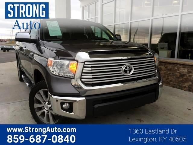 2014 Toyota Tundra CREWMAX 5.7L V8 6-SPD AT