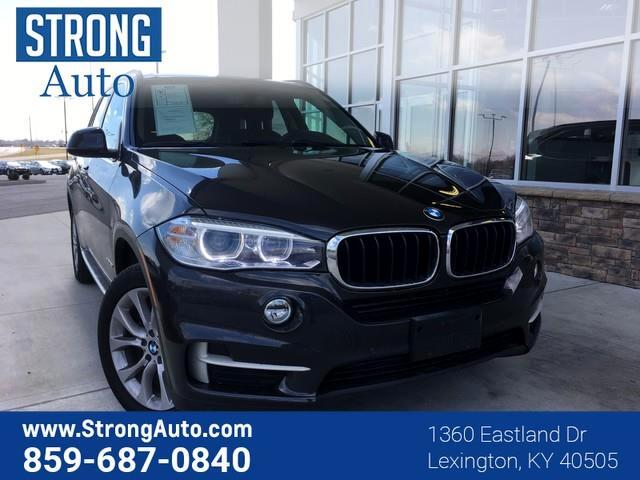 2016 BMW X5 AWD 4DR XDRIVE35I