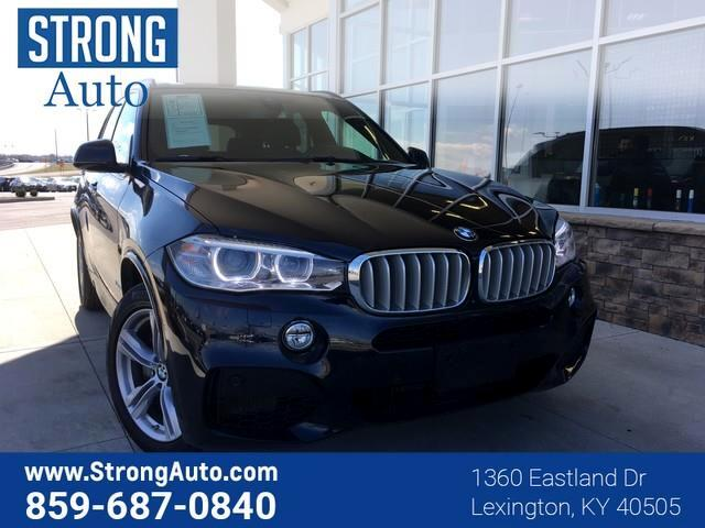 2016 BMW X5 AWD 4DR XDRIVE50I