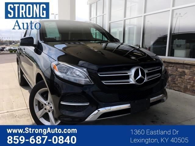 2016 Mercedes-Benz GLE-Class 4MATIC 4DR GLE 350