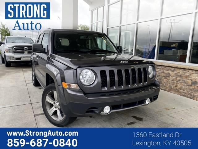 Jeep Patriot  2017