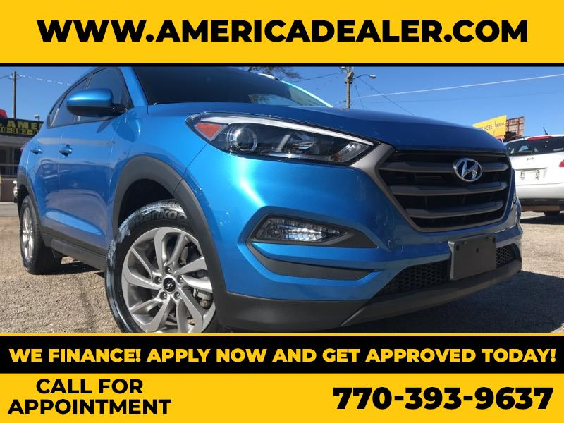 2016 Hyundai Tucson SE w/Preferred Package