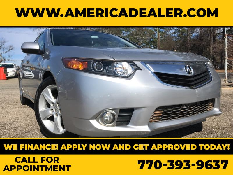 2012 Acura TSX 4dr Sdn AT Navi