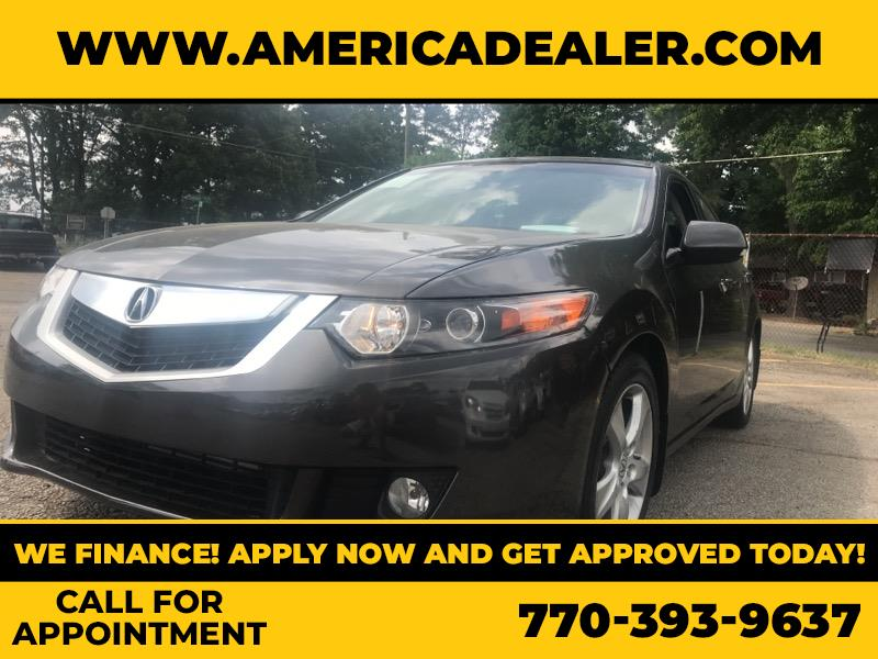 2010 Acura TSX 4dr Sdn AT Navi