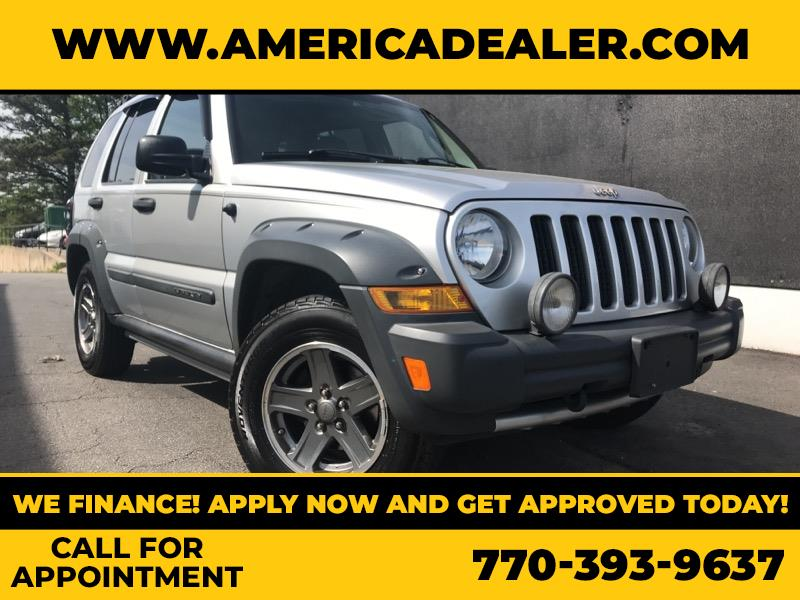 2005 Jeep Liberty 2WD 4dr Sport