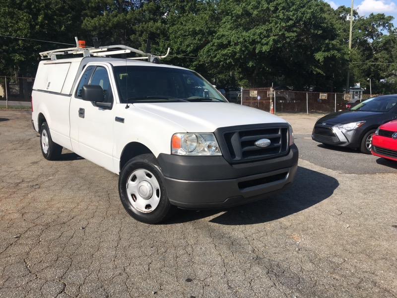 2008 Ford F-150 XLT Long Box 2WD