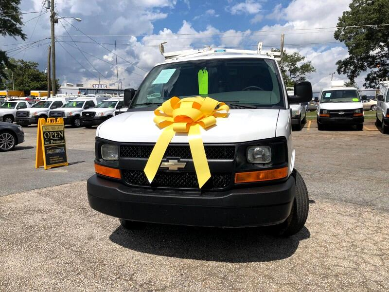 Chevrolet Express 2500 Cargo 2014