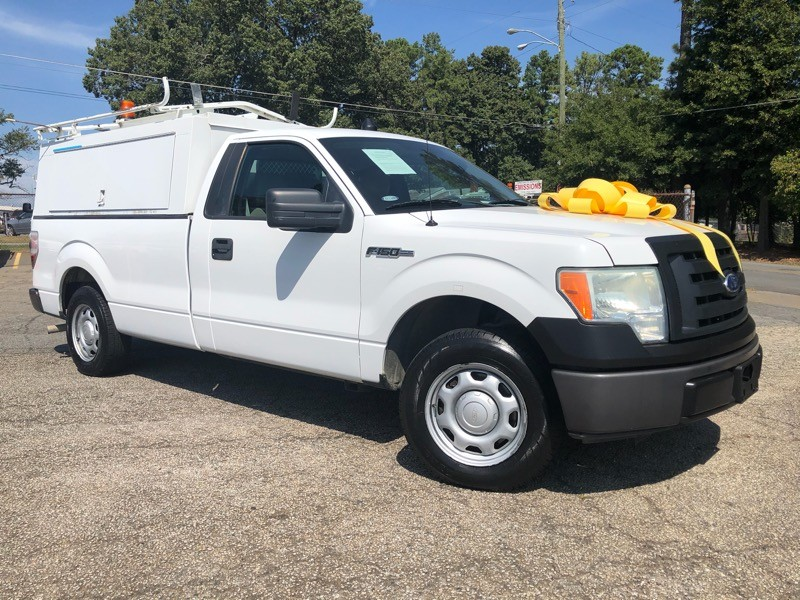 Ford F-150 STX 6.5-ft. Bed 2WD 2010
