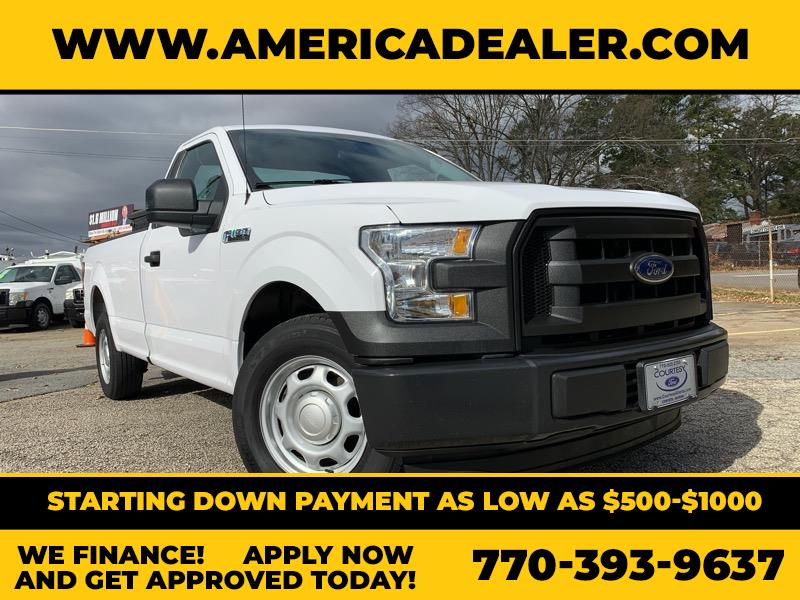 Ford F-150 XL Long Bed 2WD 2016