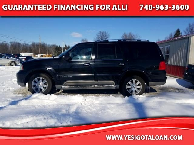 2004 Lincoln Navigator Ultimate 2WD
