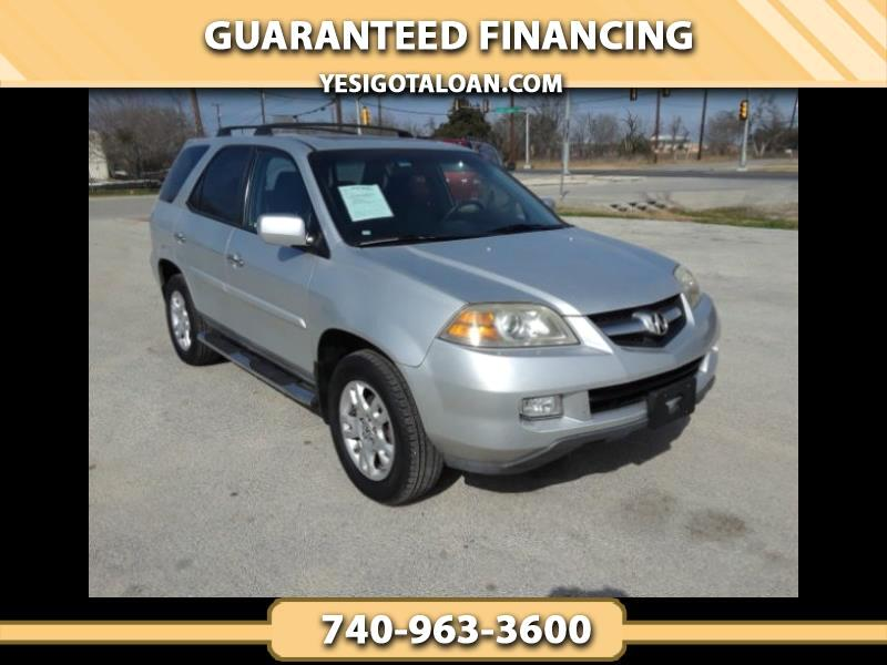 2006 Acura MDX 4dr SUV Touring Pkg