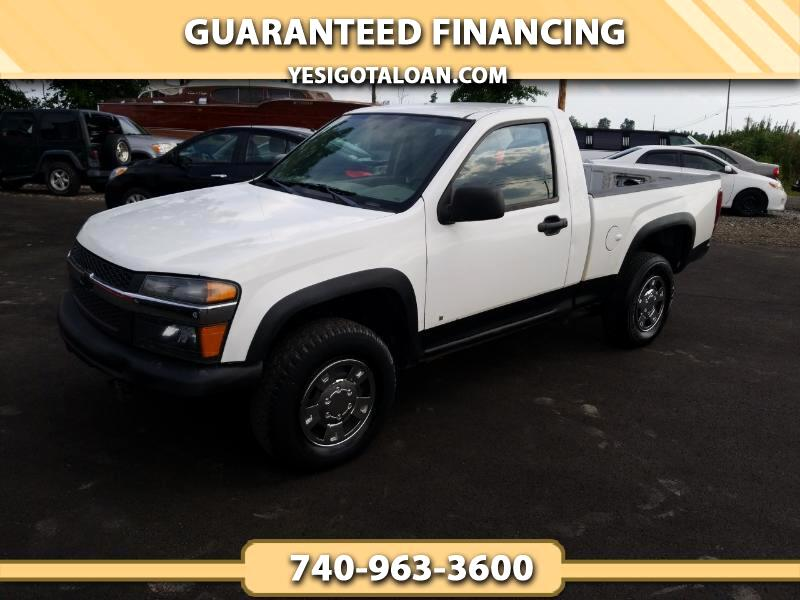 2008 Chevrolet Colorado Z71 4WD