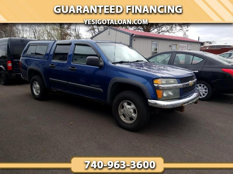 Chevrolet Colorado 1LT Crew Cab 4WD 2005