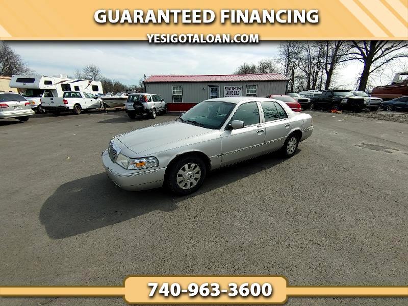 Mercury Grand Marquis LS Premium 2003