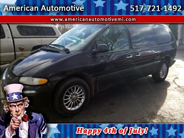 2000 Chrysler Town & Country Limited AWD