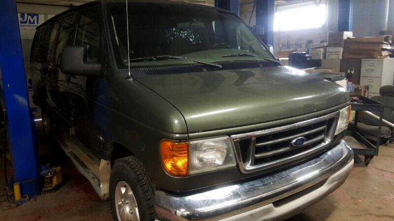 2003 Ford Econoline E-350 Super Duty Extended