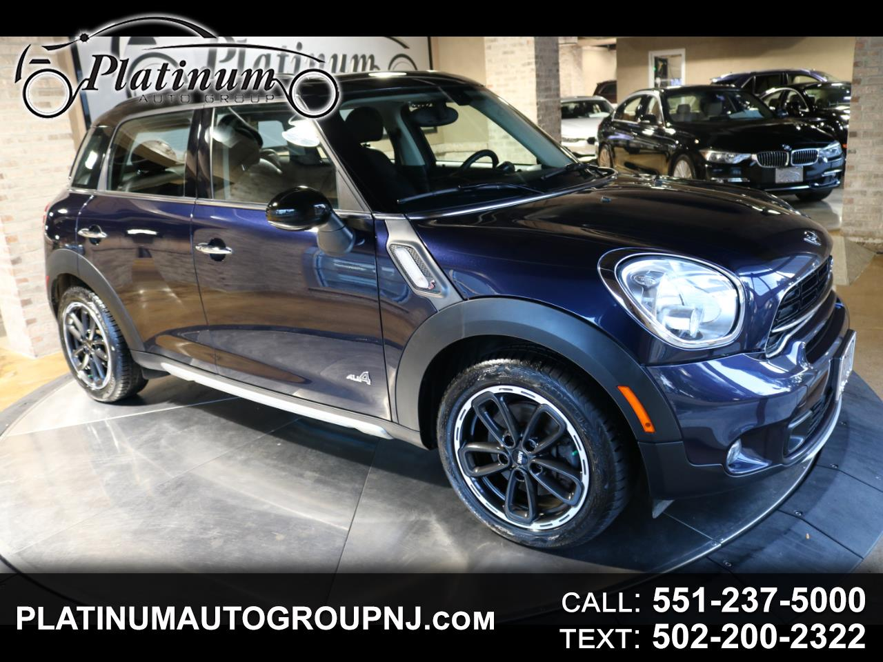 MINI Cooper Countryman ALL4 4dr S 2016