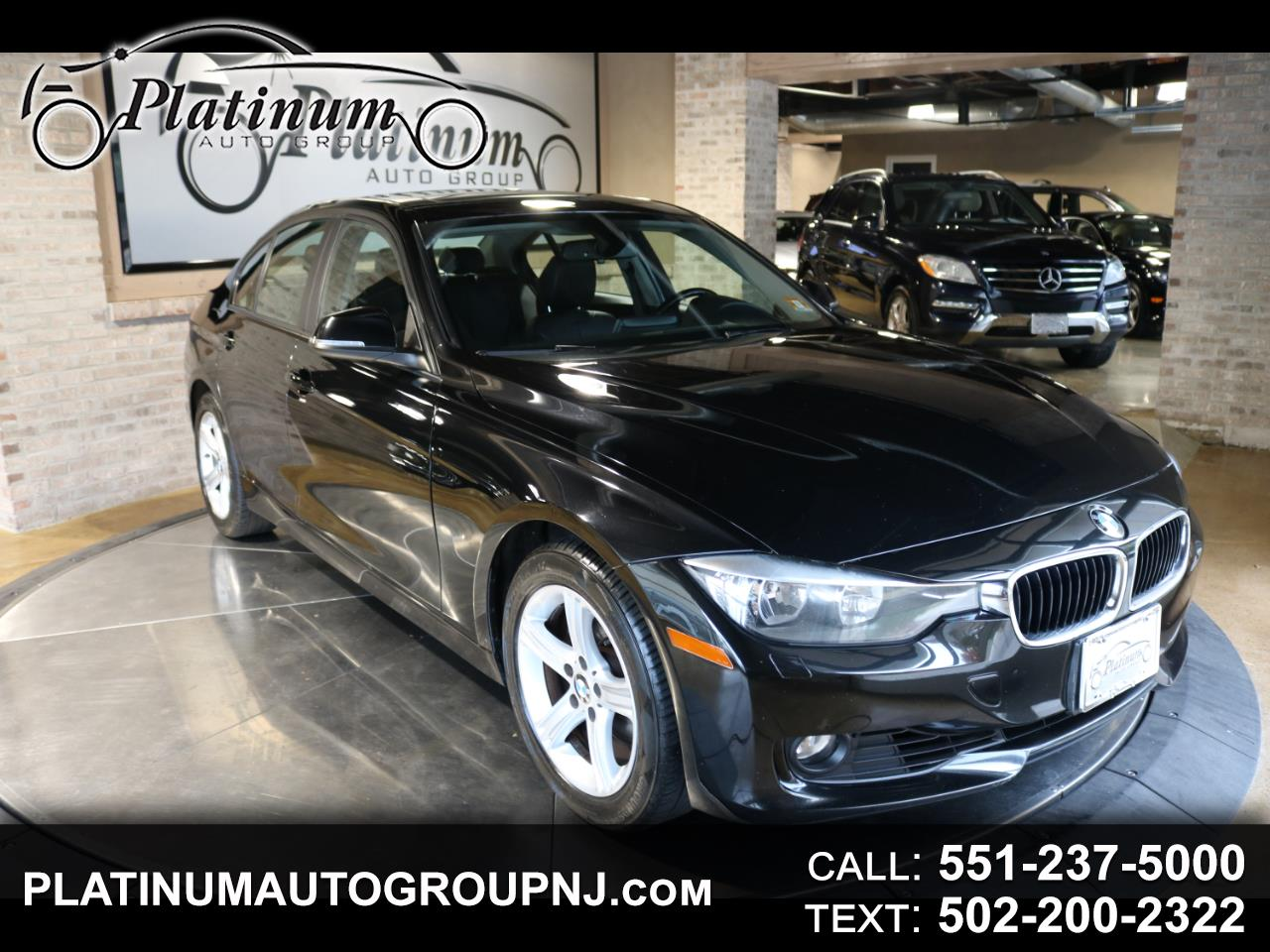 BMW 3 Series 4dr Sdn 328i xDrive AWD 2013