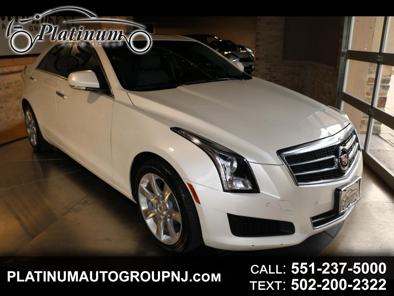 Cadillac ATS 4dr Sdn 2.0L Luxury AWD 2014