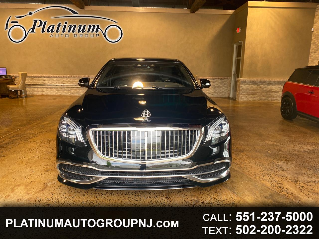 Mercedes-Benz S-Class 4dr Sdn Maybach S 600 RWD 2016