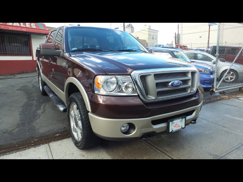2008 Ford F-150 King Ranch 4WD SuperCrew